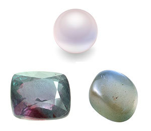 June's Trifecta Birthstone Jewelry Guide