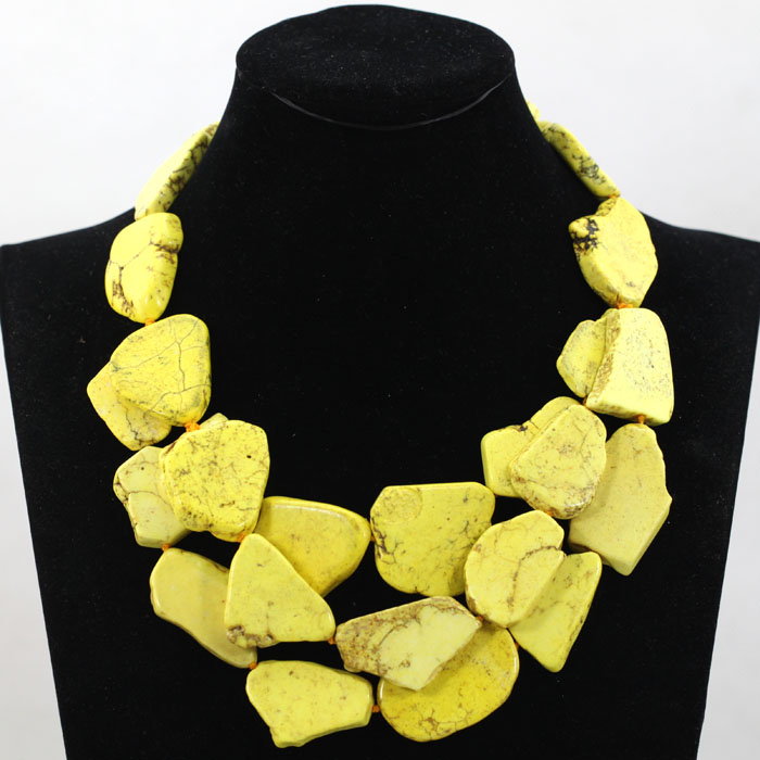 Big Bold Necklace Statement