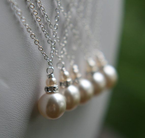 Bridal Party Jewelry Gifts
