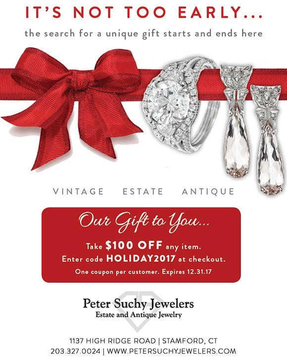 Peter Suchy Holiday Gift 2017