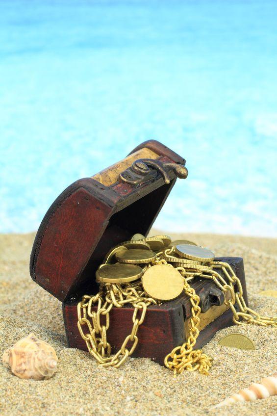 Summertime Jewelry Treasures