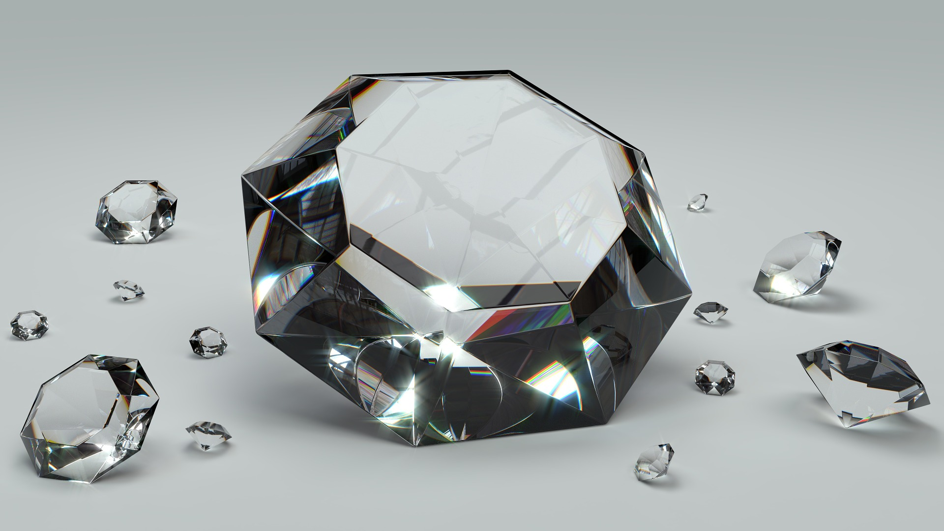 Investment Diamond Jewelry