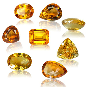 Topaz November Birthstone Jewelry