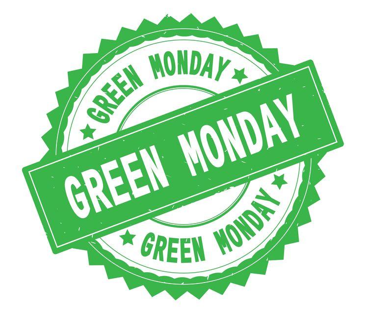 Green Monday Jewelry Shopping