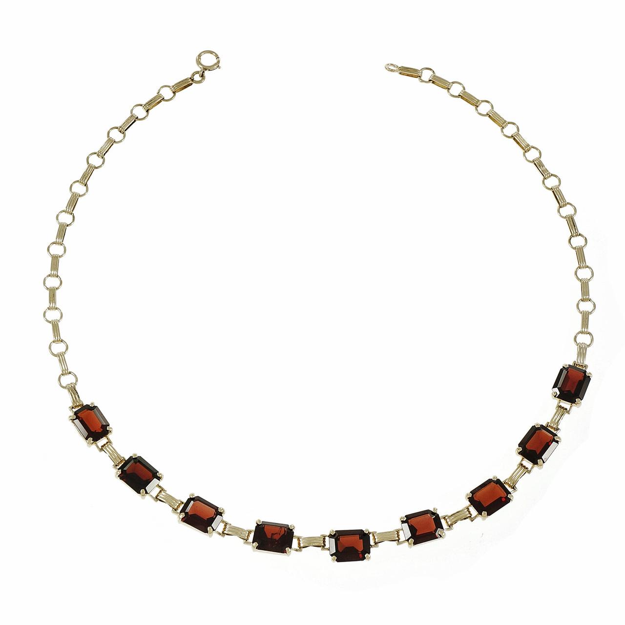 Estate Garnet Jewelry 2020