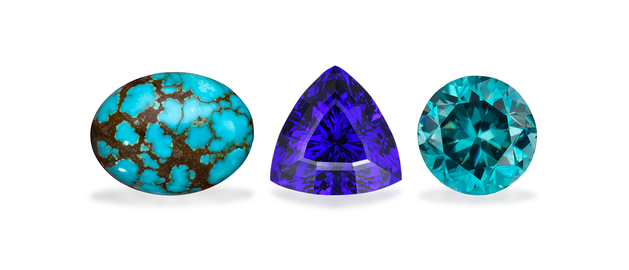 Holiday December Birthstone Jewelry