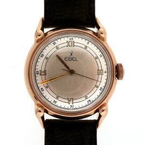 Men's Rose Gold Timepiece