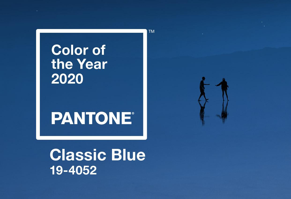 Classic Blue Jewelry Pantone 2020