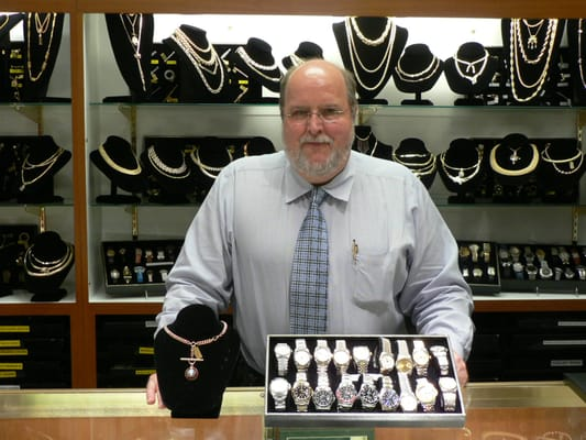 About Peter Suchy Jewelers