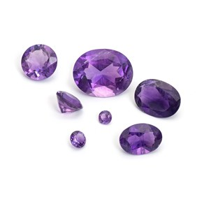 Amethyst Birthstone Jewelry