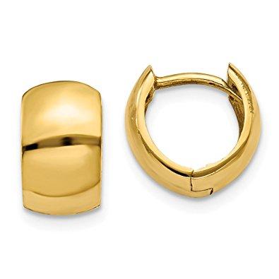 Spring Huggie Earrings