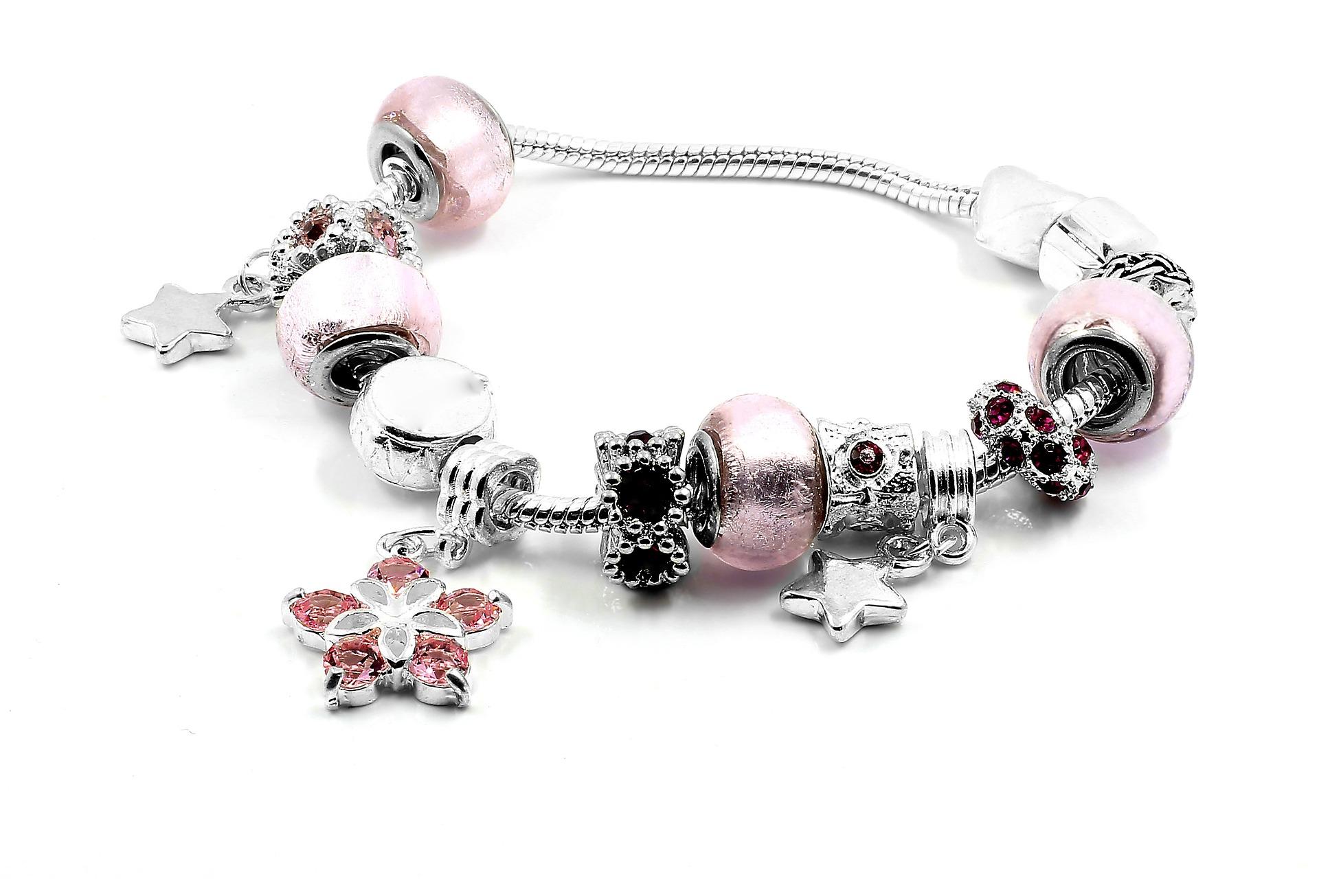 Mother's Day Charm Bracelets