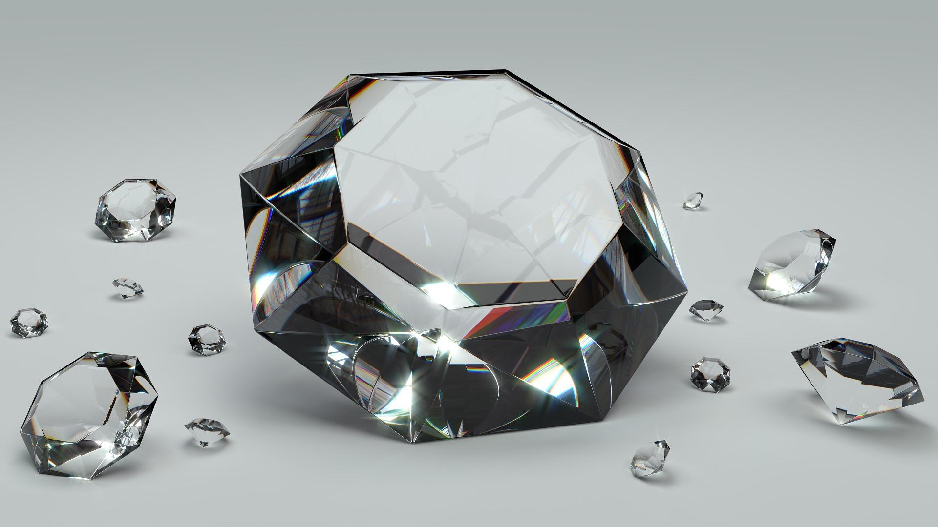 Investment Diamond Jewelry