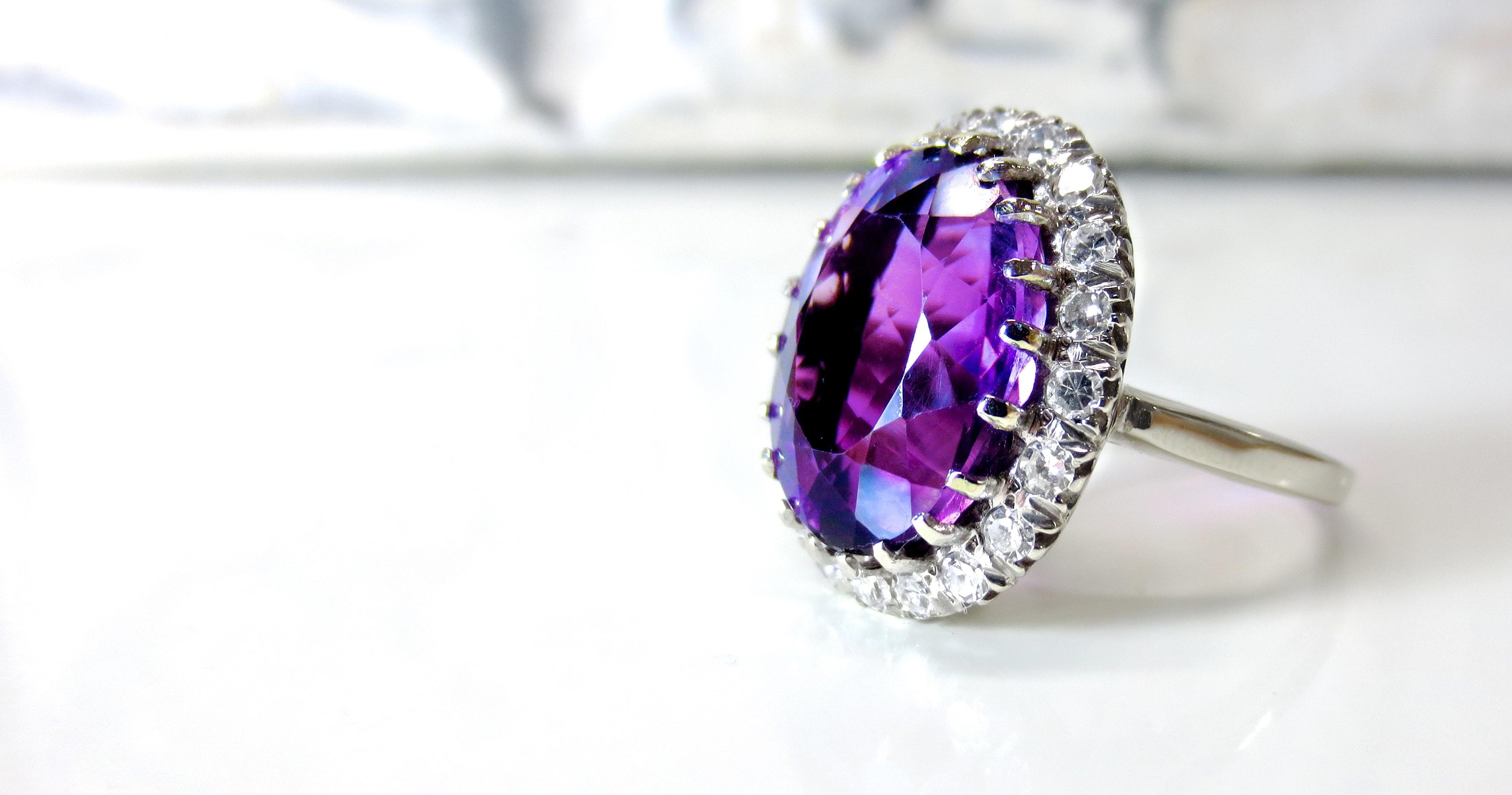 Amethyst Valentine Jewelry Gifts