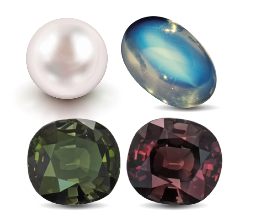 Three Birthstone Month