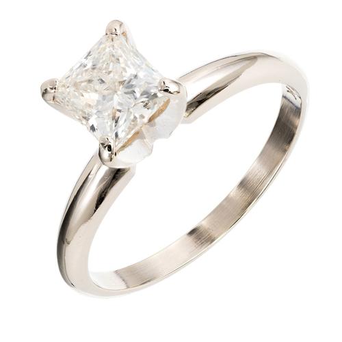 Estate Engagement Rings