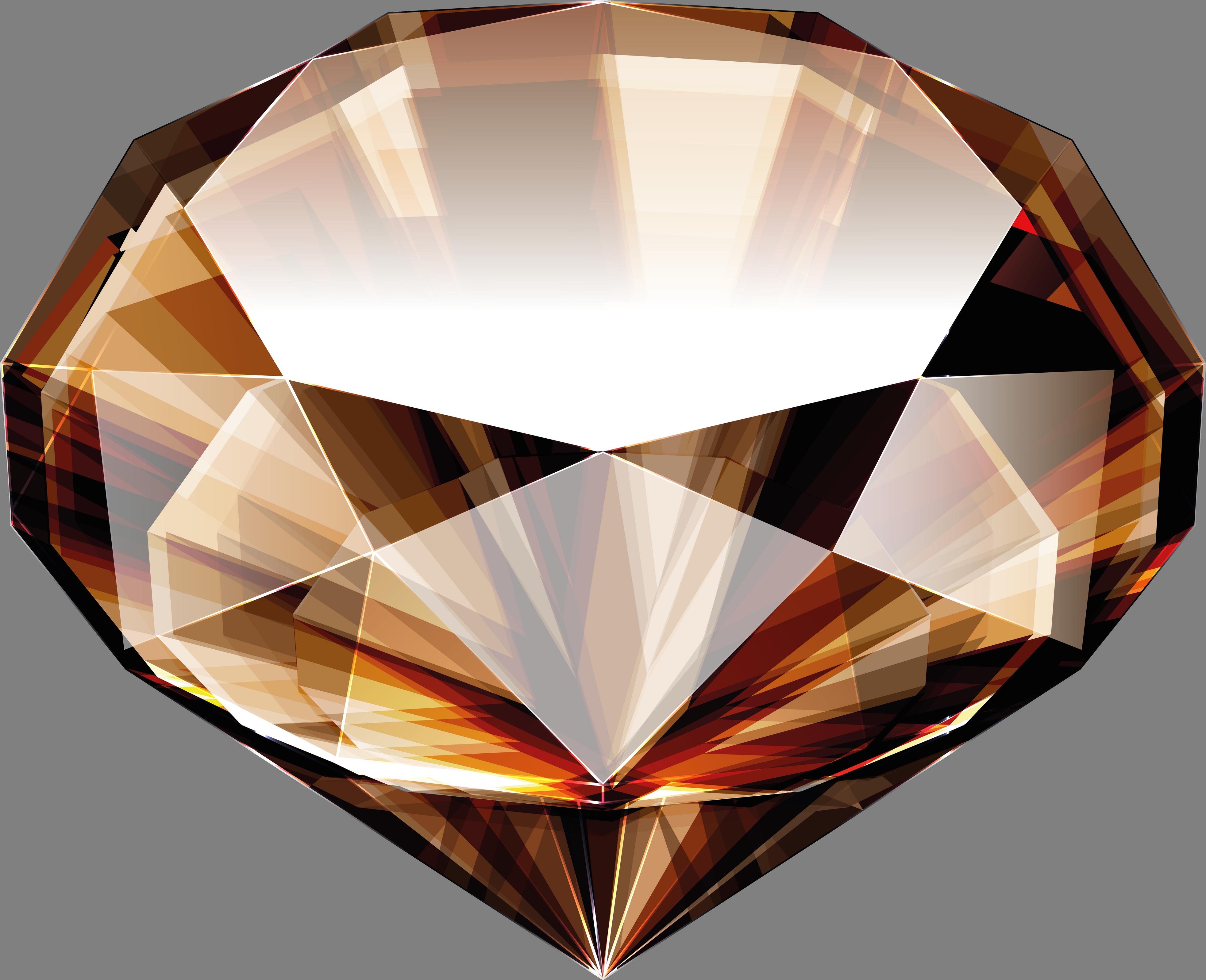 Brown Colored Diamonds