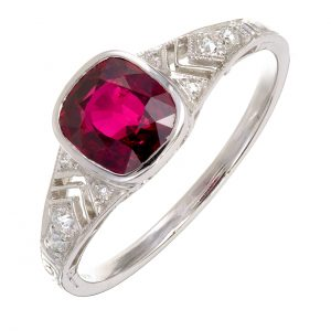 Discover Exciting Ruby Jewelry