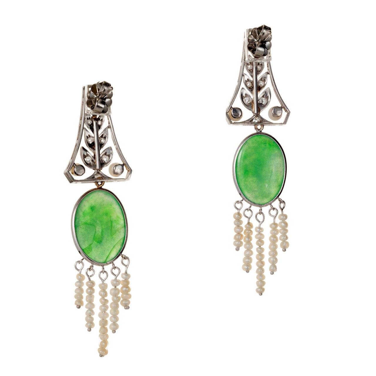 Exciting Jadeite Jade Jewelry