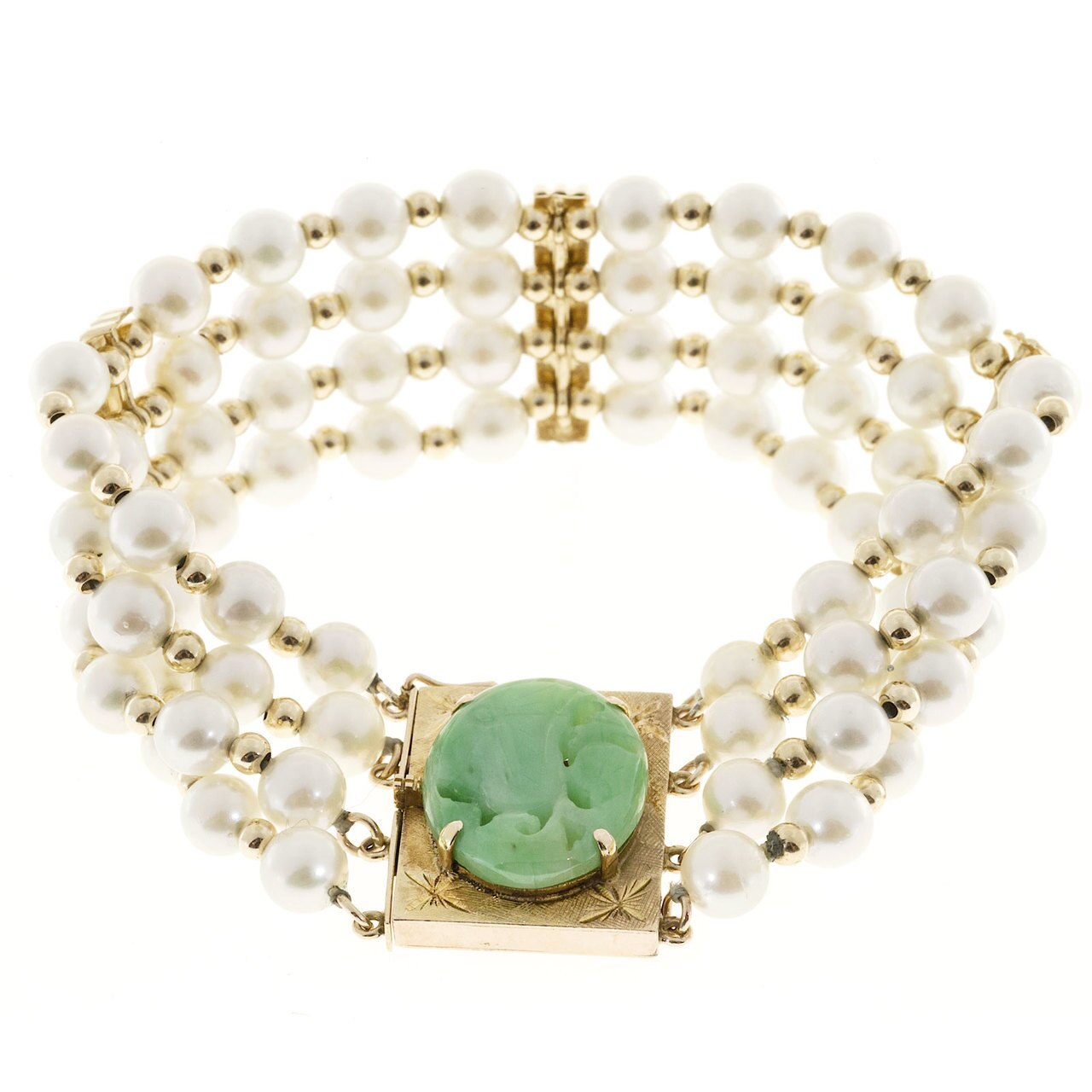 Trendy Timeless Pearls are In