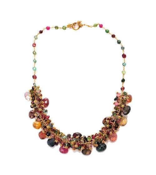 Tourmaline Birthstone Jewelry