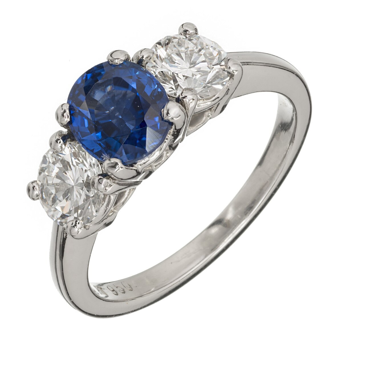 Dazzle in Sapphire this Month