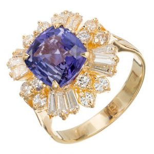 Color Change Sapphire Jewelry