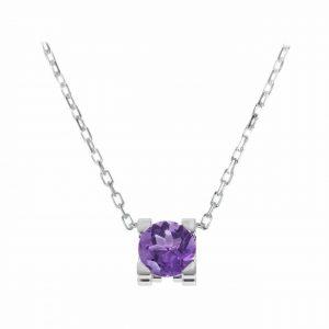 Amethyst Necklace From C de Cartier
