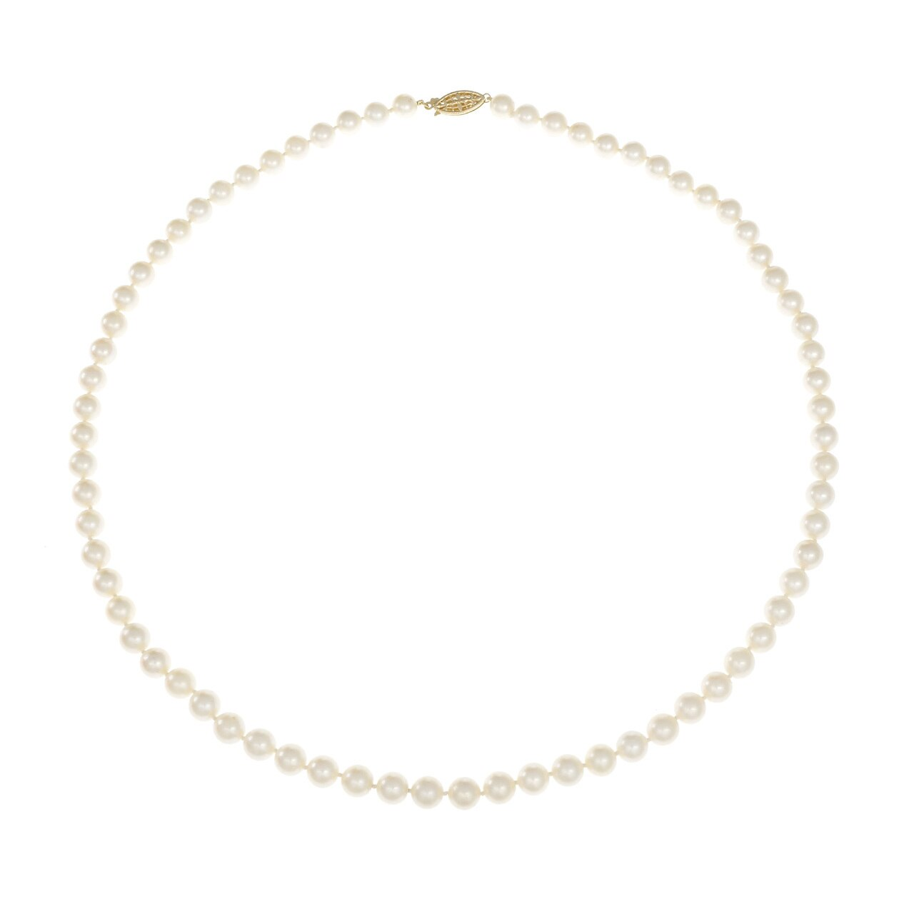 Find the Perfect Pearl Necklace