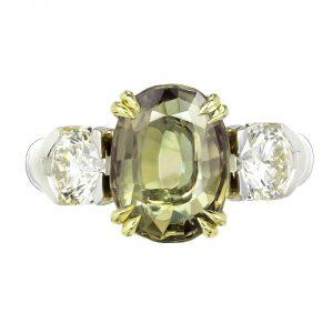 Alexandrite Jewelry Gift Ideas - June Birthstone Rings