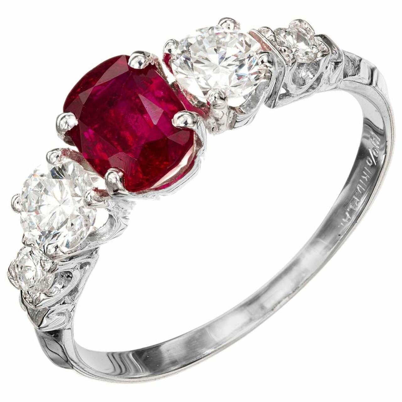 Shop Ruby Birthstone Jewelry for Someone Celebrating a July Birthday