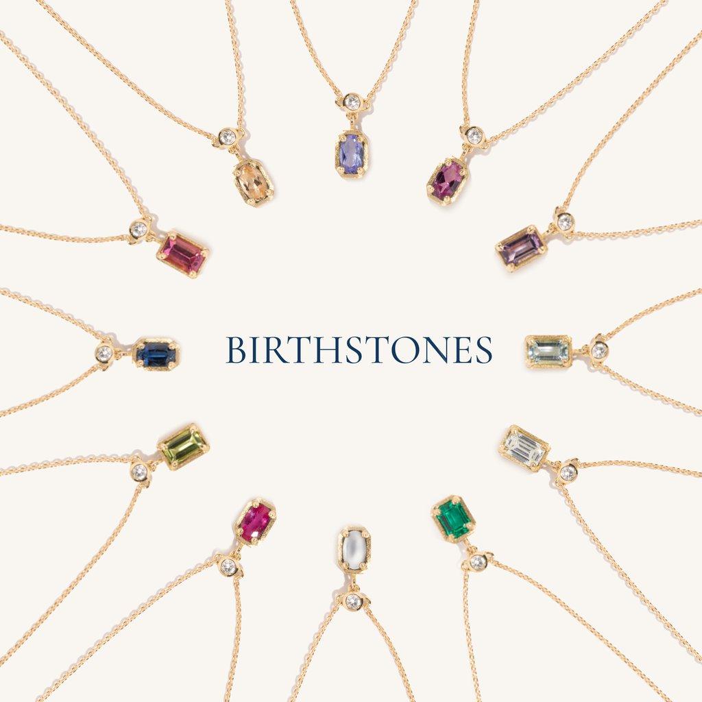 Birthstone Pendants for Everyone